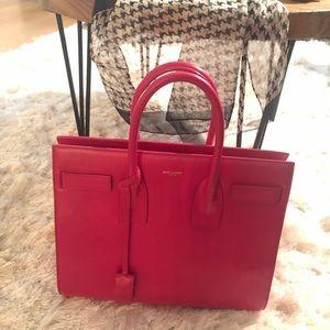 Saint Laurent Pink Bag